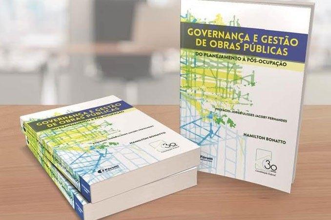 Procurador do Paraná lança livro sobre gestão de obras públicas dia 23 de fevereiro