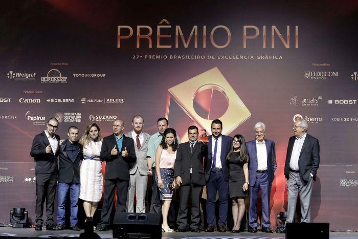 Posigraf conquista Prêmio Brasileiro de Excelência Gráfica