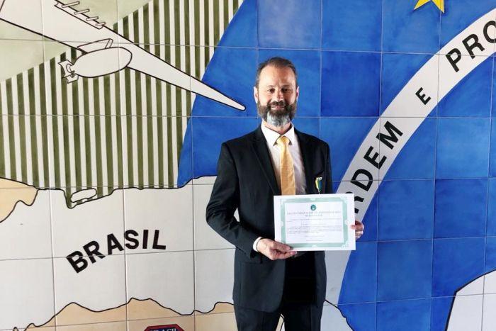 Legião Paranaense do Expedicionário realiza homenagem