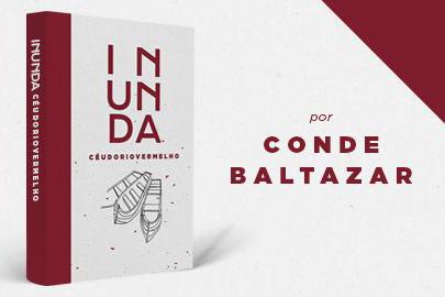 INUNDA, livro de Conde Baltazar