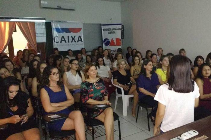 OAB Iporã celebra o Dia Internacional da Mulher com apoio da CAA/PR