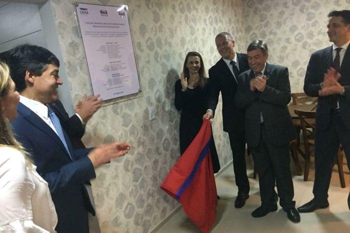 Caixa de Assistência inaugura Espaço de Convivência dos Advogados em Irati