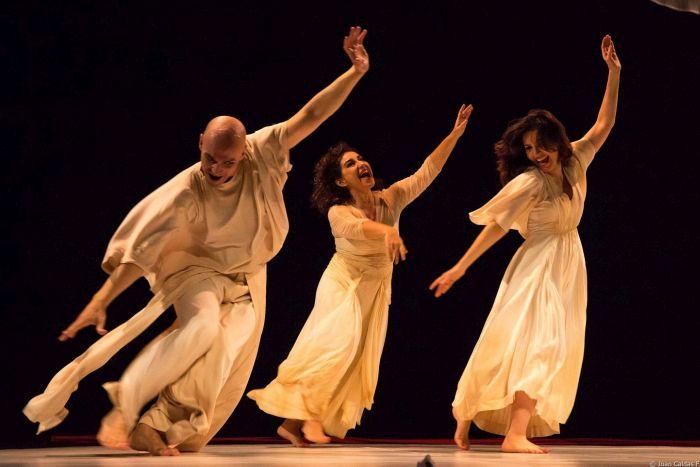 Caixa Cultural traz a Curitiba o espetáculo Isadora