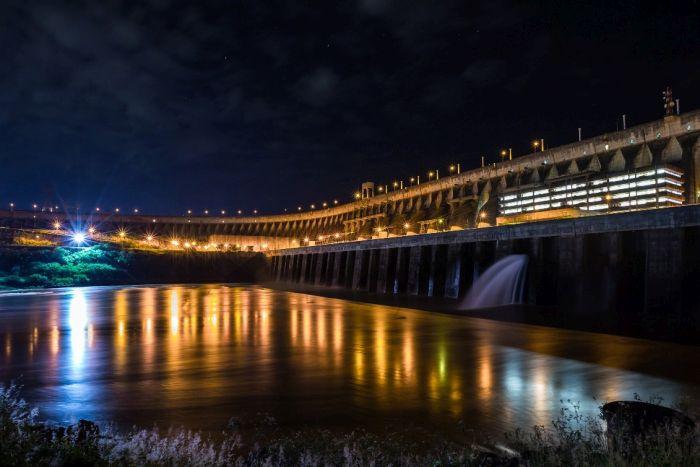 Pela quarta vez, usina de Itaipu crava mais de 50 milhões de megawatts-hora no semestre
