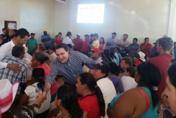 Itaipu 'revoluciona' Oeste do Paraná, afirma Giacobo