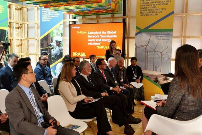 Parceria entre Itaipu e Undesa vai permitir o compartilhamento global de soluções em água e energia