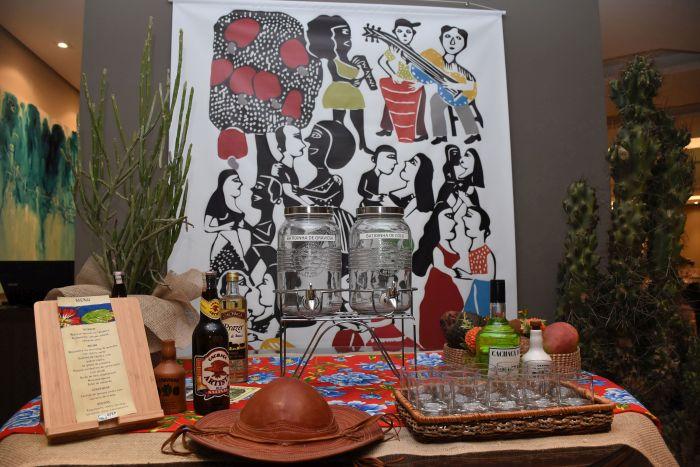 Jantar Nordestino na APEP marcou comemorações do Dia do Procurador do Paraná
