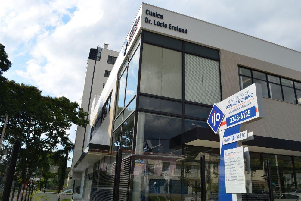 Instituto de Joelho e Ombro de Curitiba inaugura nova sede