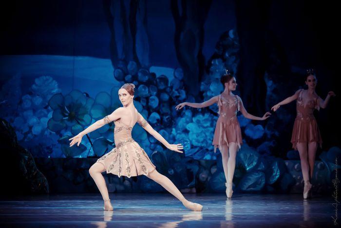 Caixa Cultural traz a Curitiba os solistas do Kiev Ballet