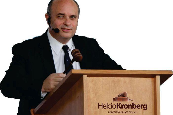 Helcio Kronberg fará avaliação dos bens penhorados da Sociedade Evangélica de Curitiba