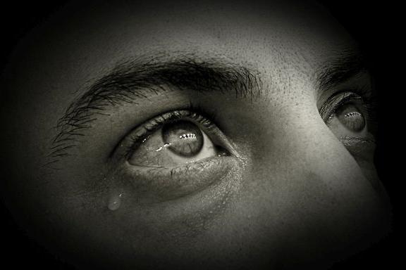 Lacrimejamento excessivo é normal?