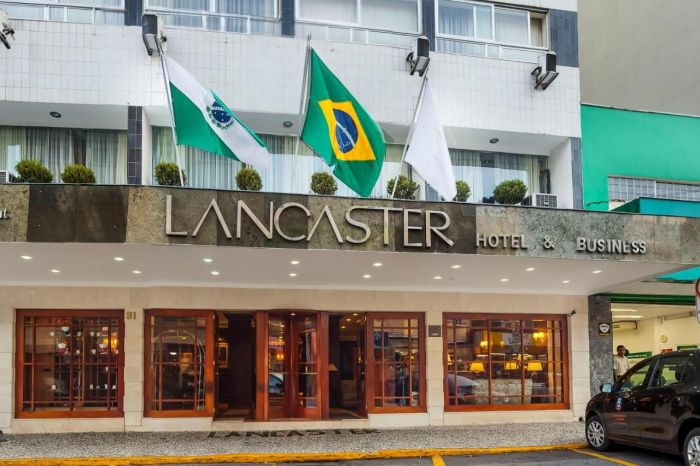 Lancaster prepara Réveillon para quem quer celebrar virada em Curitiba