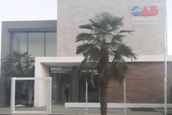 CAA/PR entrega Espaço de Convivência aos advogados da Lapa