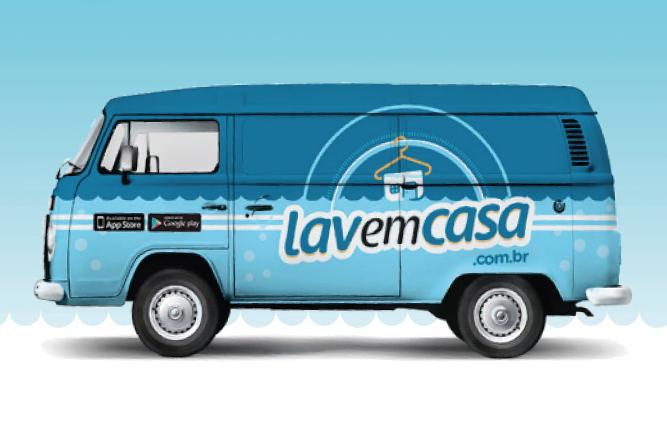 Curitiba ganha o primeiro serviço de lavanderia por aplicativo