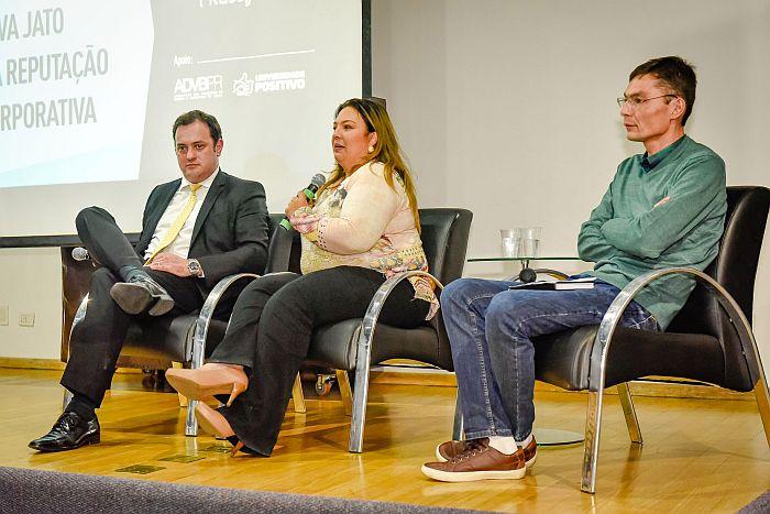 Lava Jato, gestão de riscos e reputação corporativa são temas de debate em Curitiba