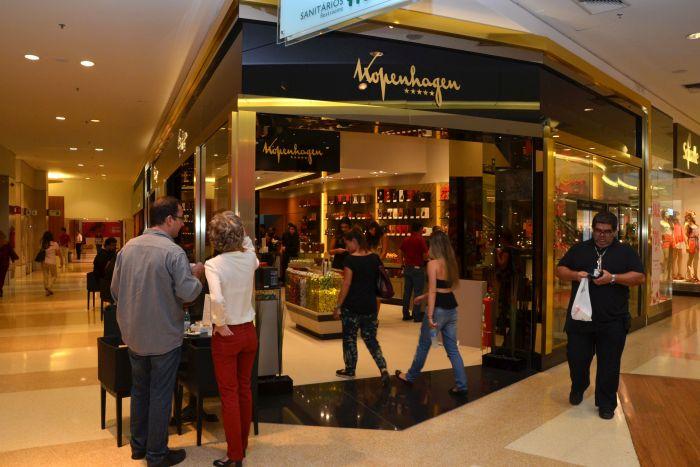 Lojas da Kopenhagen em Curitiba ganham visual novo a partir de 31 de janeiro