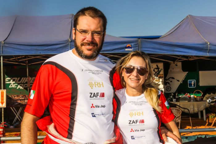 Paranaenses lideram Brasileiro Rally Cross Country de Velocidade