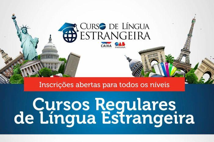 CAA/PR abre inscrições para cursos de língua estrangeira no Edifício Maringá