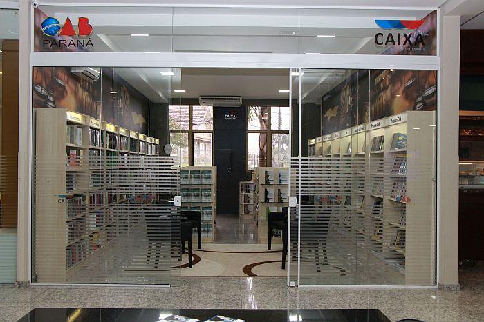 Livrarias da CAA-PR terão nova administração a partir de julho
