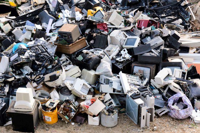 Lixo eletrônico: o que é e onde descartar