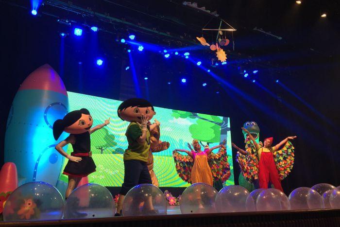 O Show da Luna - Ao Vivo chega a Curitiba trazendo muita diversão e fantasia