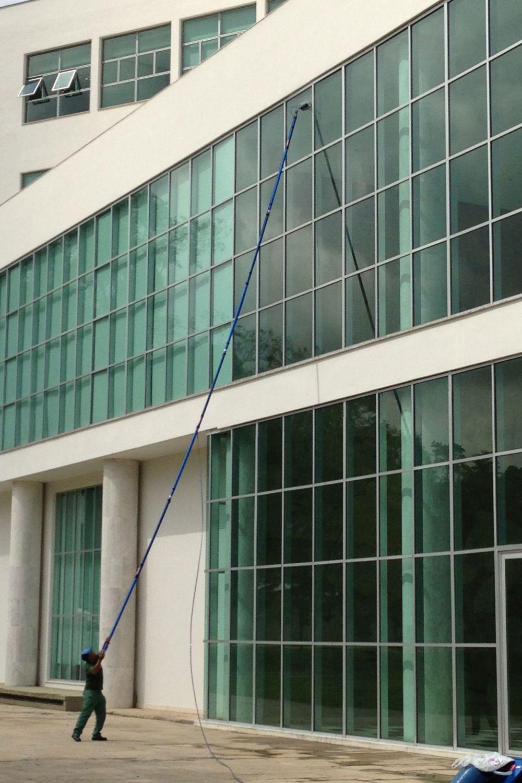 Keep It adquire sistema inovador de limpeza de fachadas