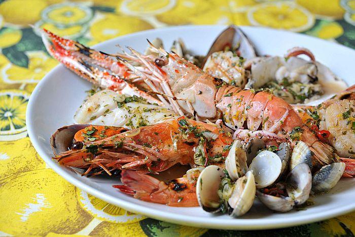 Frutos do mar estão entre os alimentos que mais causam alergias