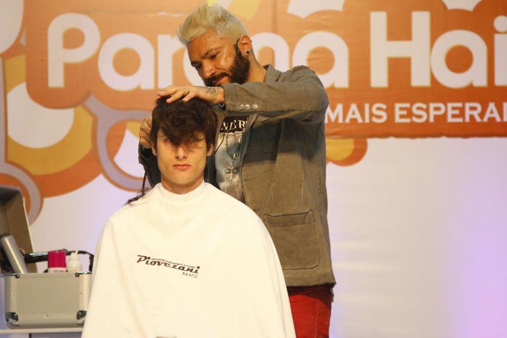 10ª Feira Paraná Hair no Expo Renault Barigui