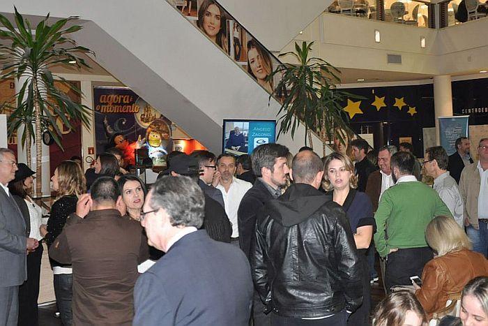 Evento marcou o lançamento do projeto Jovem Empresário