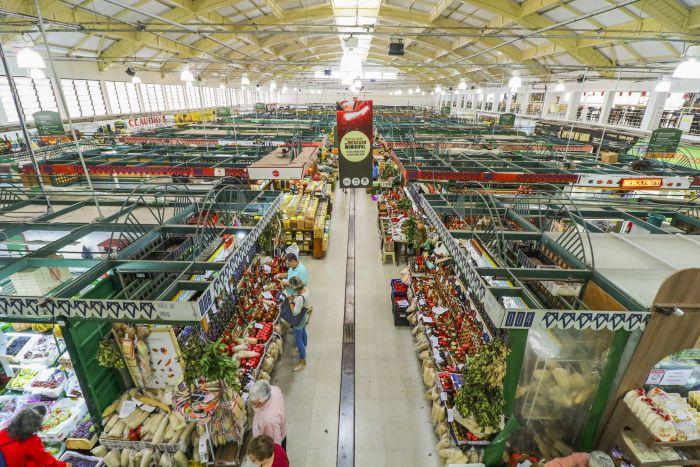 Seis décadas do Mercado Municipal de Curitiba