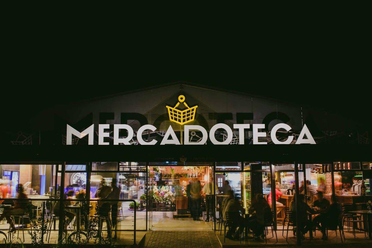 Mercadoteca traz opções para as compras do dia a dia