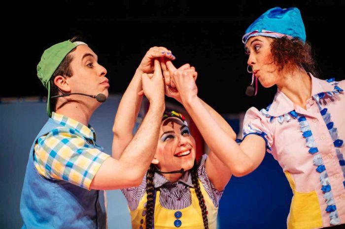 Férias no MON apresenta peças de teatro