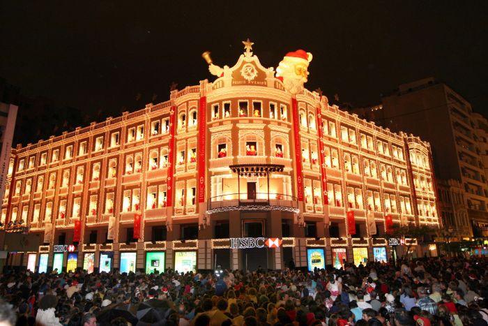 Confirmado o espetáculo de Natal do Bradesco em Curitiba