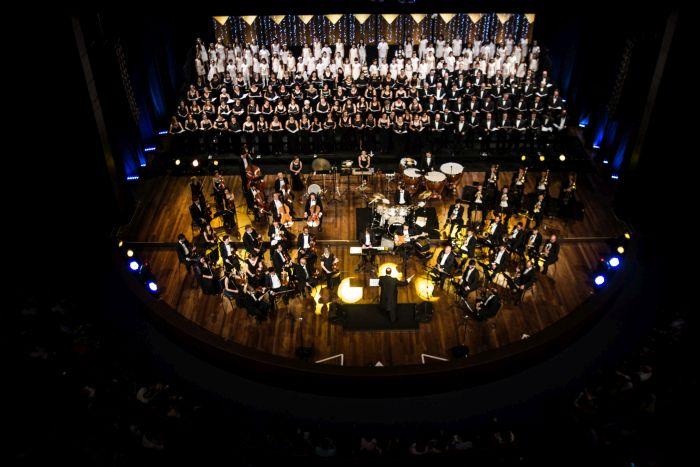Música erudita embala o Natal em Curitiba