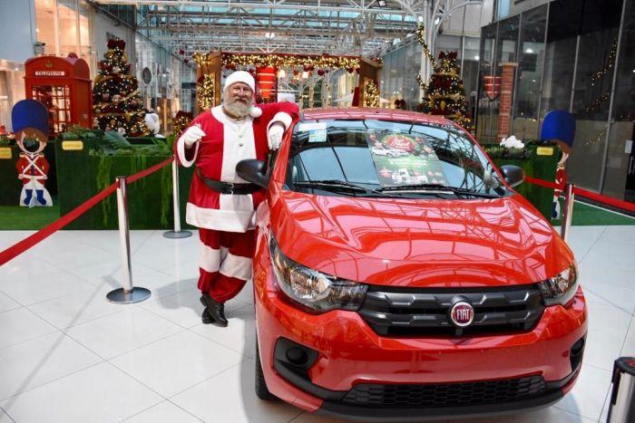Campanha do Novo Batel propõe aos clientes acreditar na magia do Natal