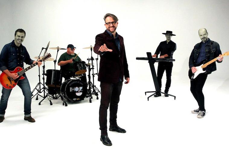 Nenhum de Nós lança novo disco em Curitiba