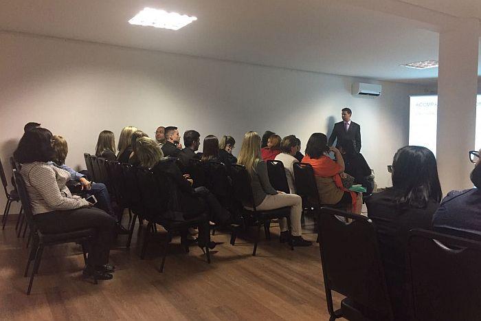 Programação neurolinguística na advocacia foi tema de evento da CAA-PR