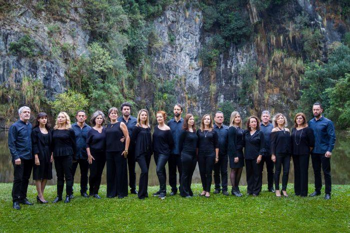 Curitibôcas grava DVD ao vivo e traz ao palco do Guairinha  a polêmica musical de Noel Rosa e Wilson Baptista