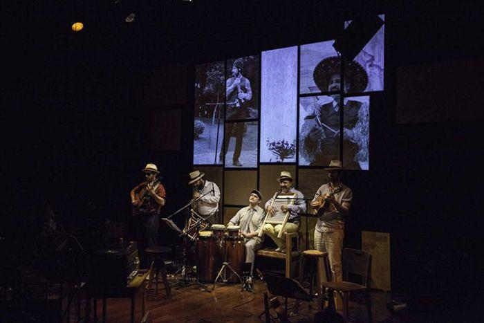 Show no Paiol apresenta os sambas da era de ouro da MPB