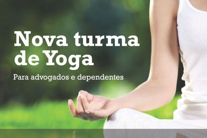 CAA-PR abre nova turma de yoga com aula experimental gratuita