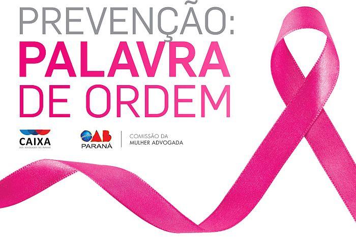 Sede da OAB Paraná e Edifício Maringá recebem iluminação do Outubro Rosa