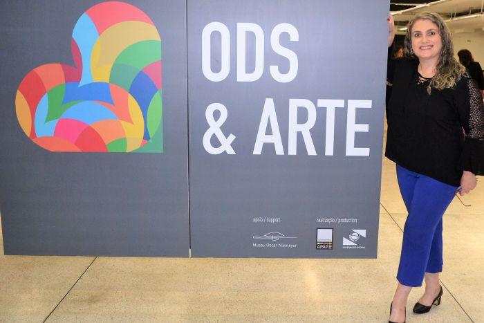 ODS&ARTE será exibida em Washington, nos Estados Unidos