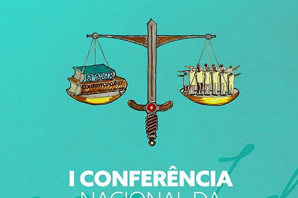 CAA/PR promove diferentes ações durante a I Conferência Nacional da Pessoa Idosa
