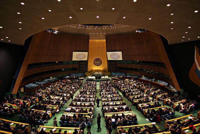 Curitibanos são selecionados para evento da ONU, em New York
