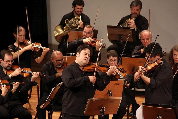 Orquestra de Câmara apresenta obras italianas no Festival Mia Cara Curitiba