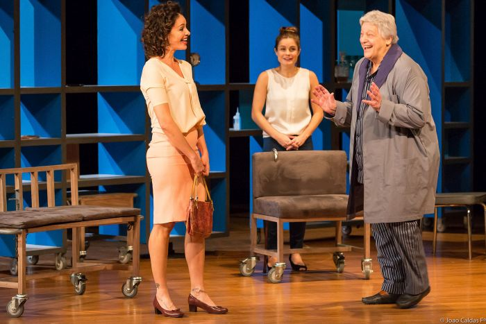 Teatro Fernanda Montenegro recebe a peça
