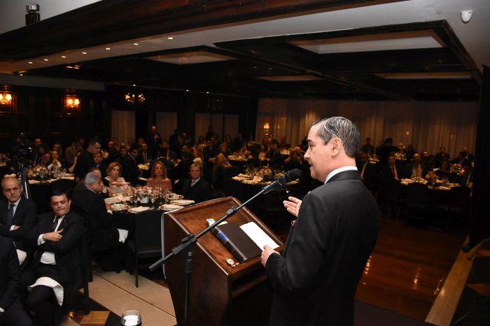 Diretoria da APEP prestigia palestra do presidente do TRF4