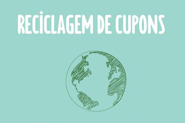 Palladium recicla cupons e ajuda o meio ambiente