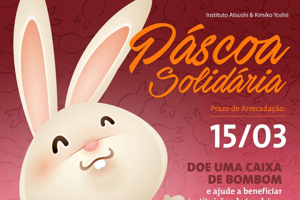 A.Yoshii lança Páscoa Solidária em Curitiba