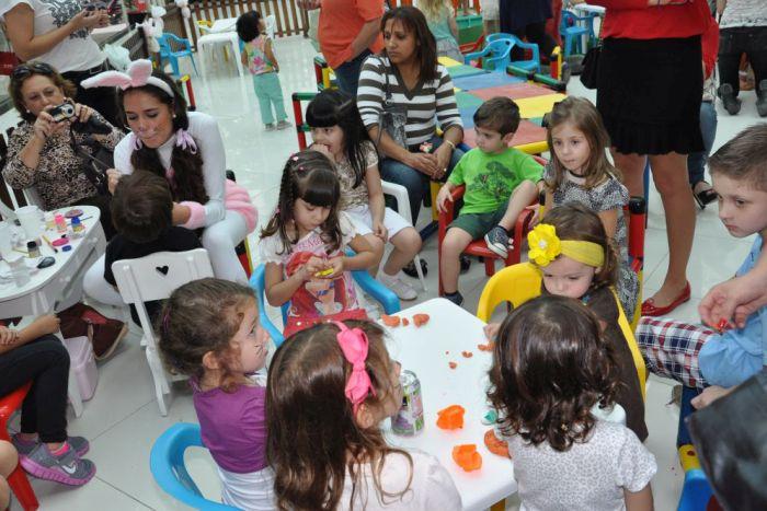 Páscoa divertida acontece no Shopping Novo Batel